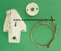 SKODA FABIA WINDOW REGULATOR REPAIR KIT REAR LEFT